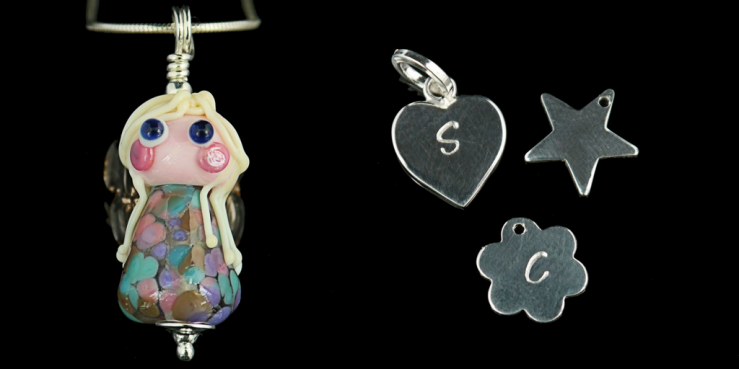 Angel & Lottie for Girls Personalised Jewellery 3