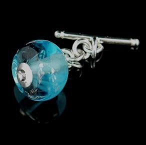 Bombay Sapphire Cufflinks Sterling Silver 240 04