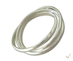 Triple Russian Wedding Ring